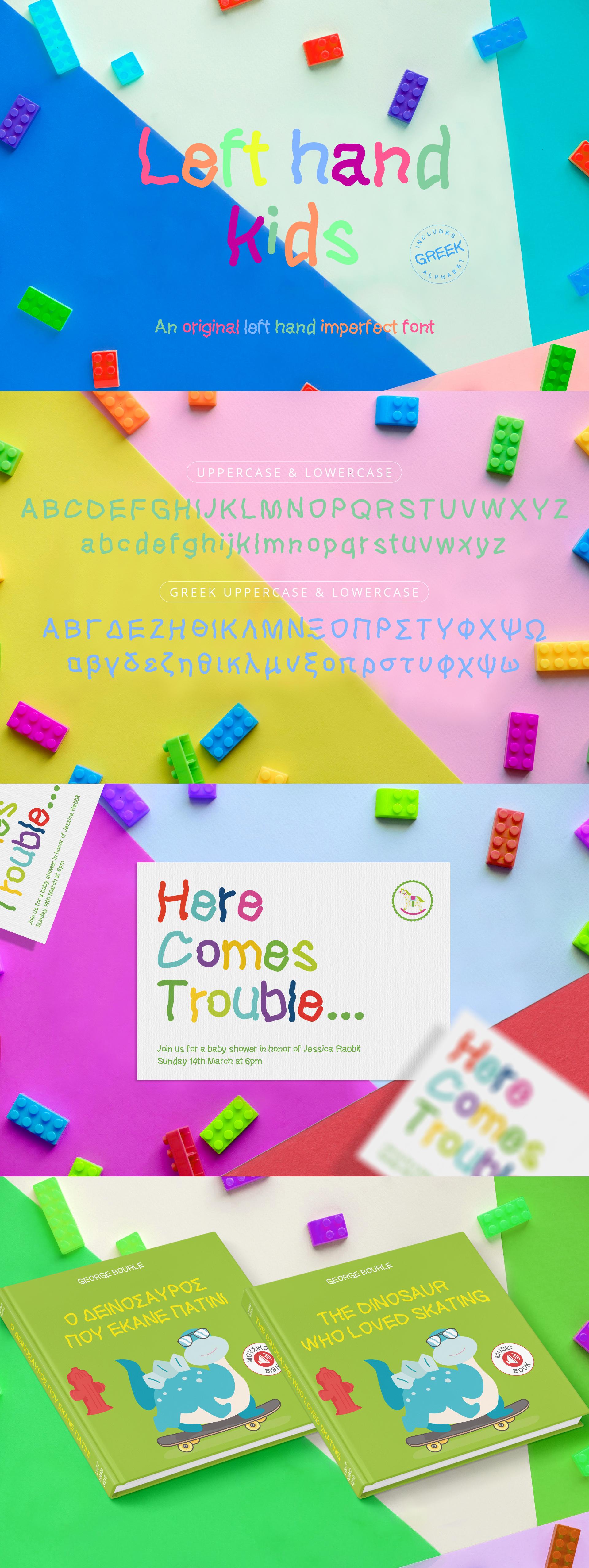 Lefthand Kids example image 9