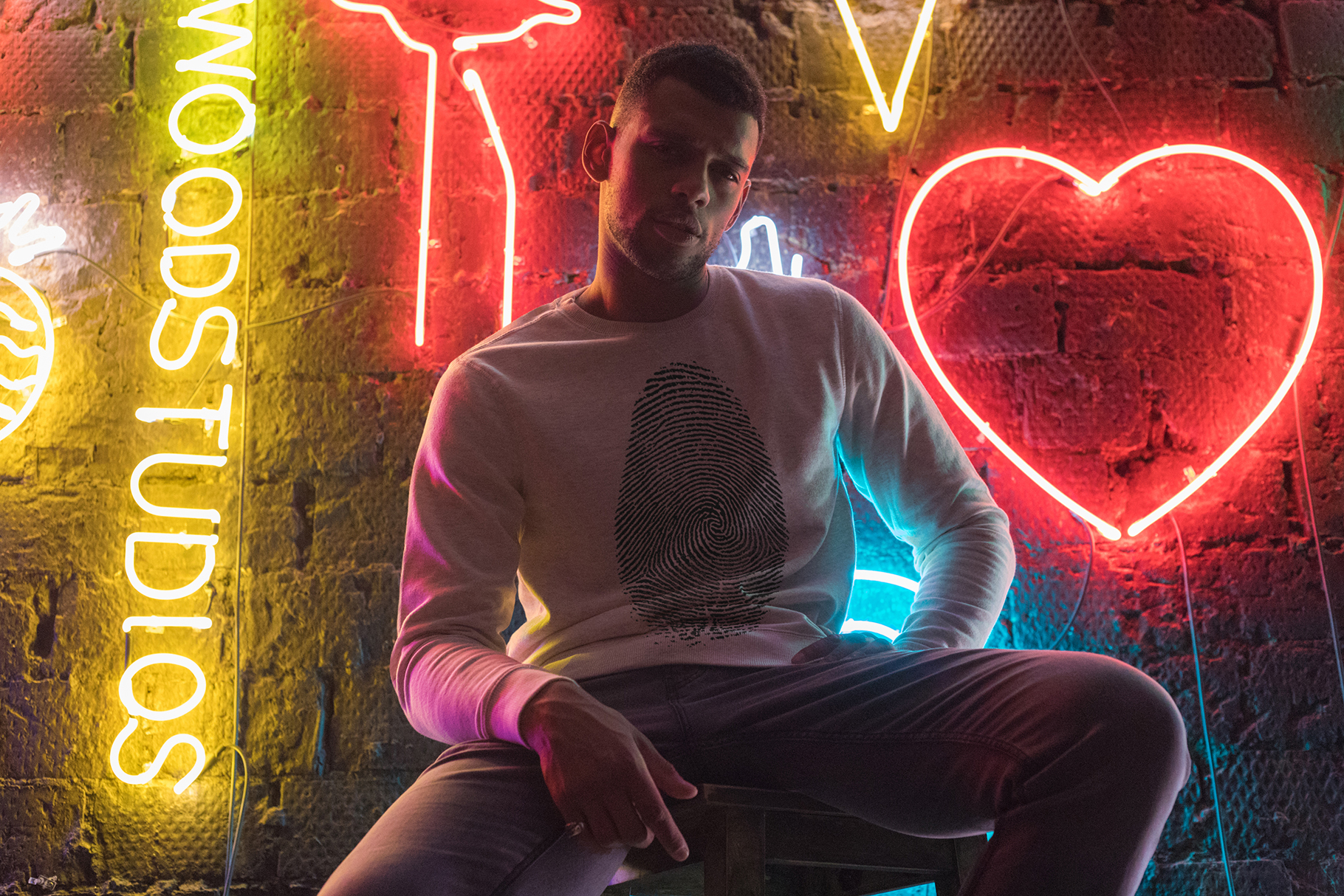 Sweatshirt Mock-Up 2018 #33 example image 6