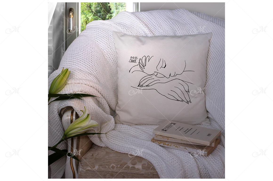 Pillow Mock-up Big Bundle example image 2