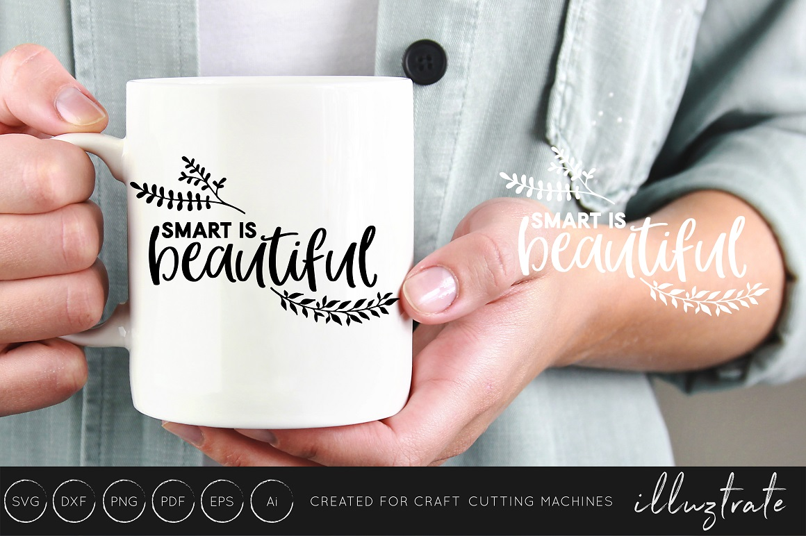 Inspirational Quotes SVG Cut File Bundle - Design Collection example image 16