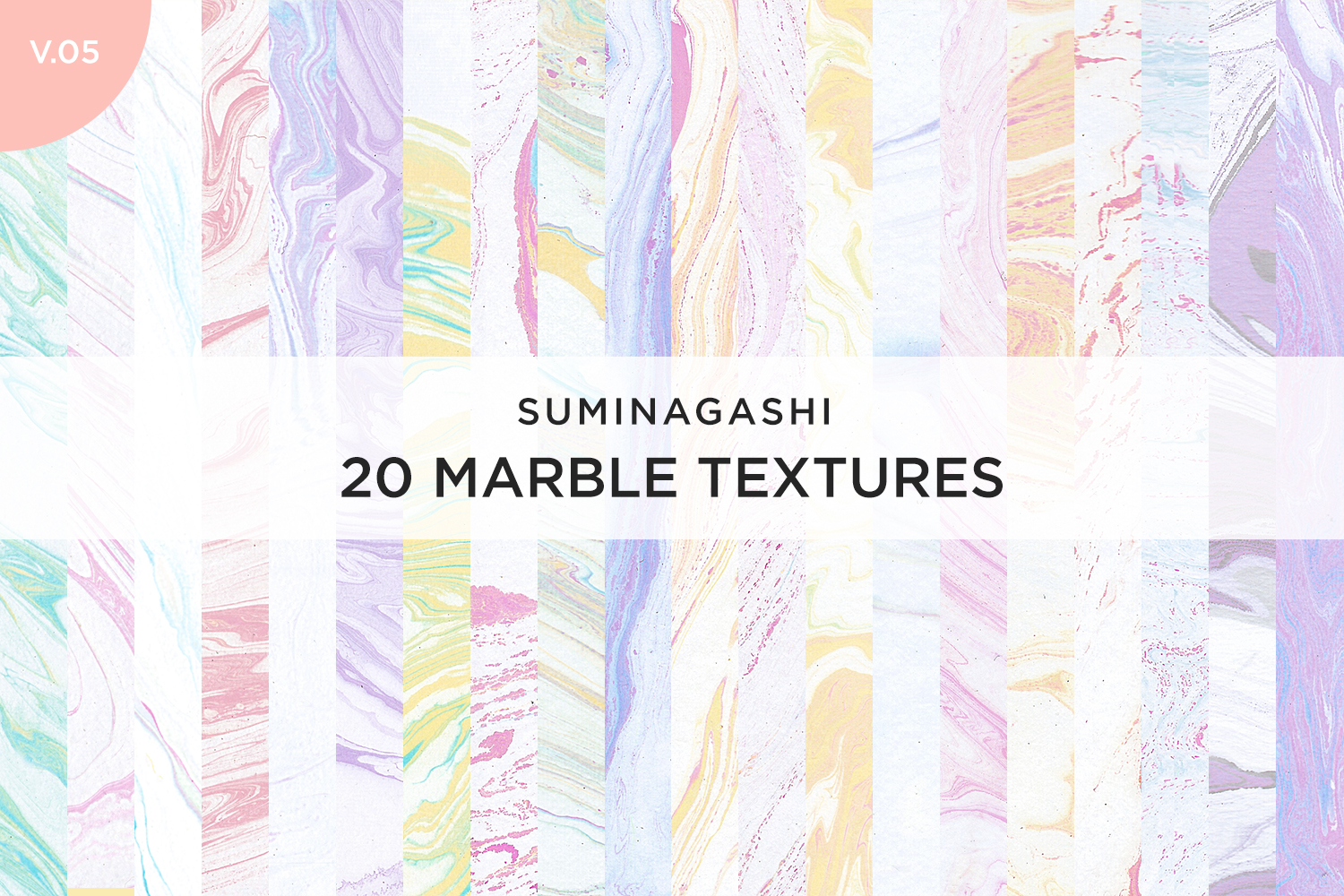 Marble Paper Textures Vol.5 example image 1