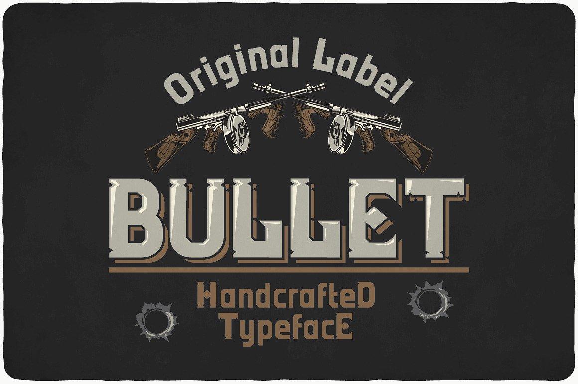 Big Bundle - 14 more fonts! example image 5