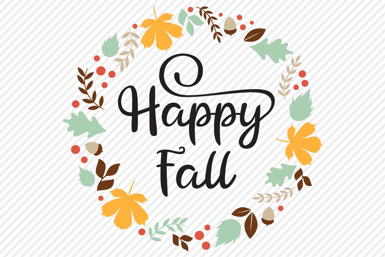 Fall Bundle SVG, Cut Files, Fall Shirt Design, Thanksgiving example image 5