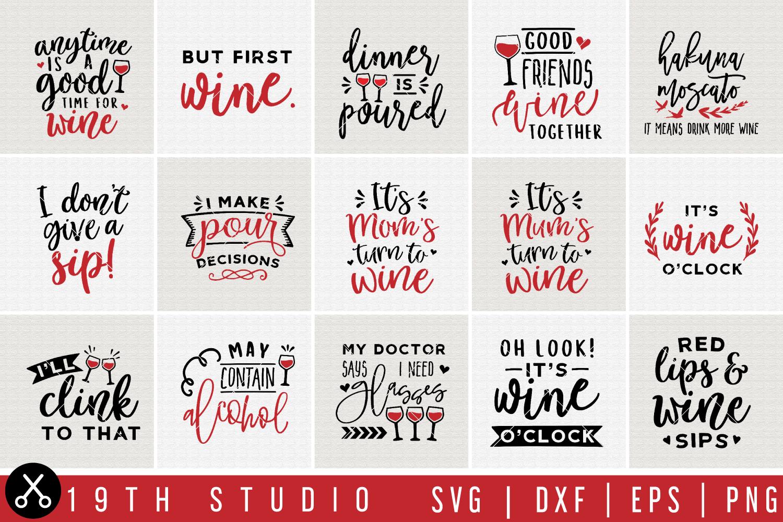 SVG Bundle | Mega SVG Bundle Vol.2 | SVG DXF EPS PNG | MG2 example image 29