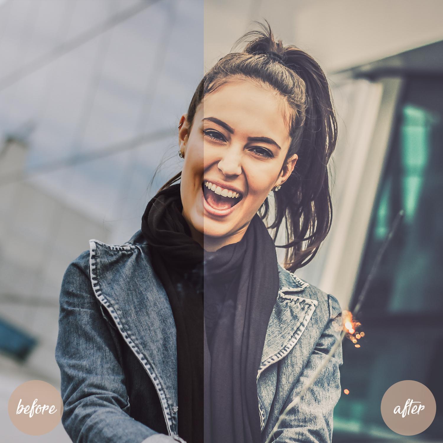 Insta-Fash Mobile Lightroom Preset example image 10