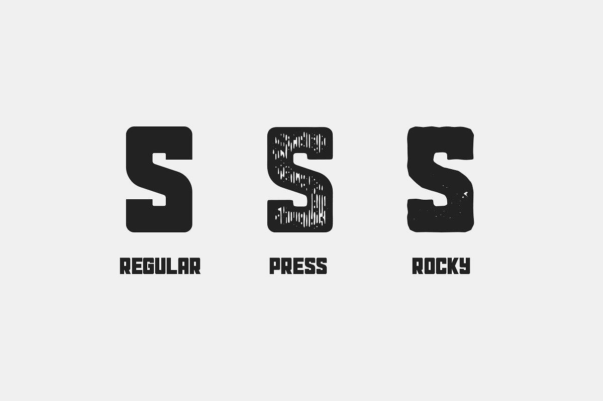 Prospekt Typeface example image 2