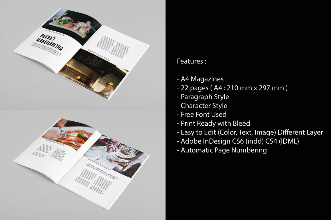 A4 Magazines example image 4
