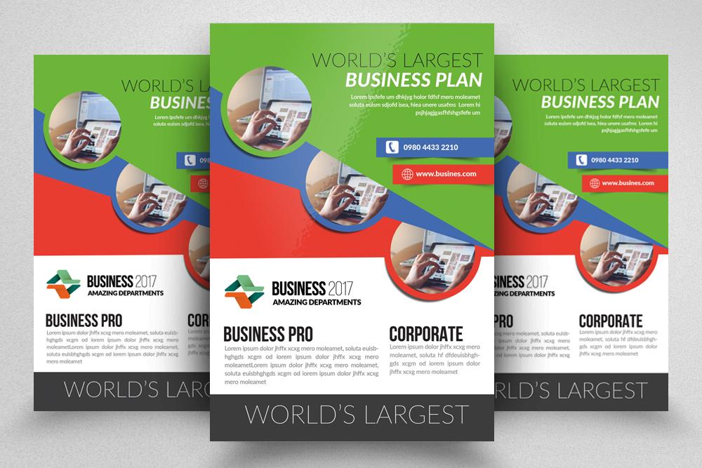 10 Business Flyer Bundle example image 10