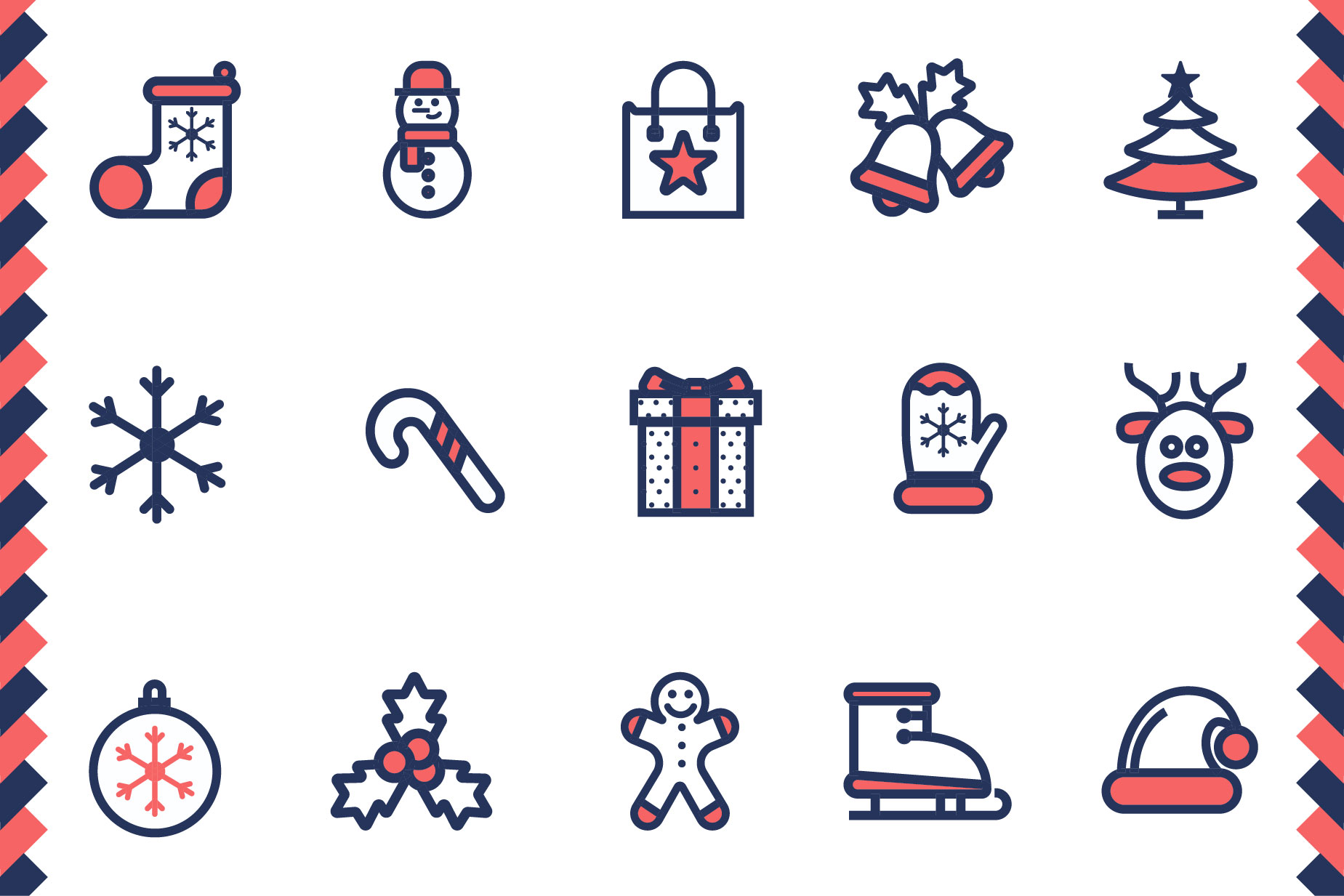 Christmas Icon Set example image 2