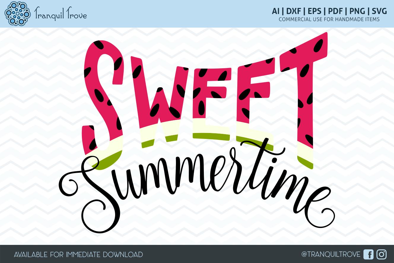 Sweet Summertime example image 1
