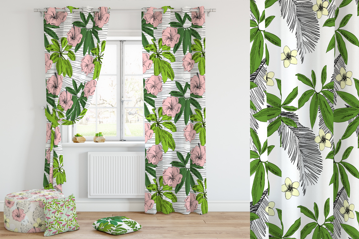 Tropical collection. example image 6