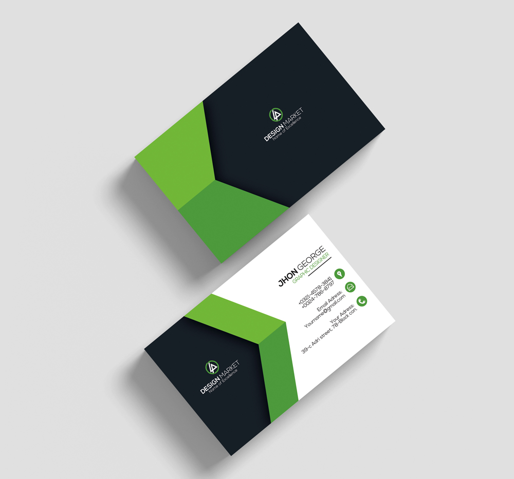 Creative Pro Business Cards example image 2