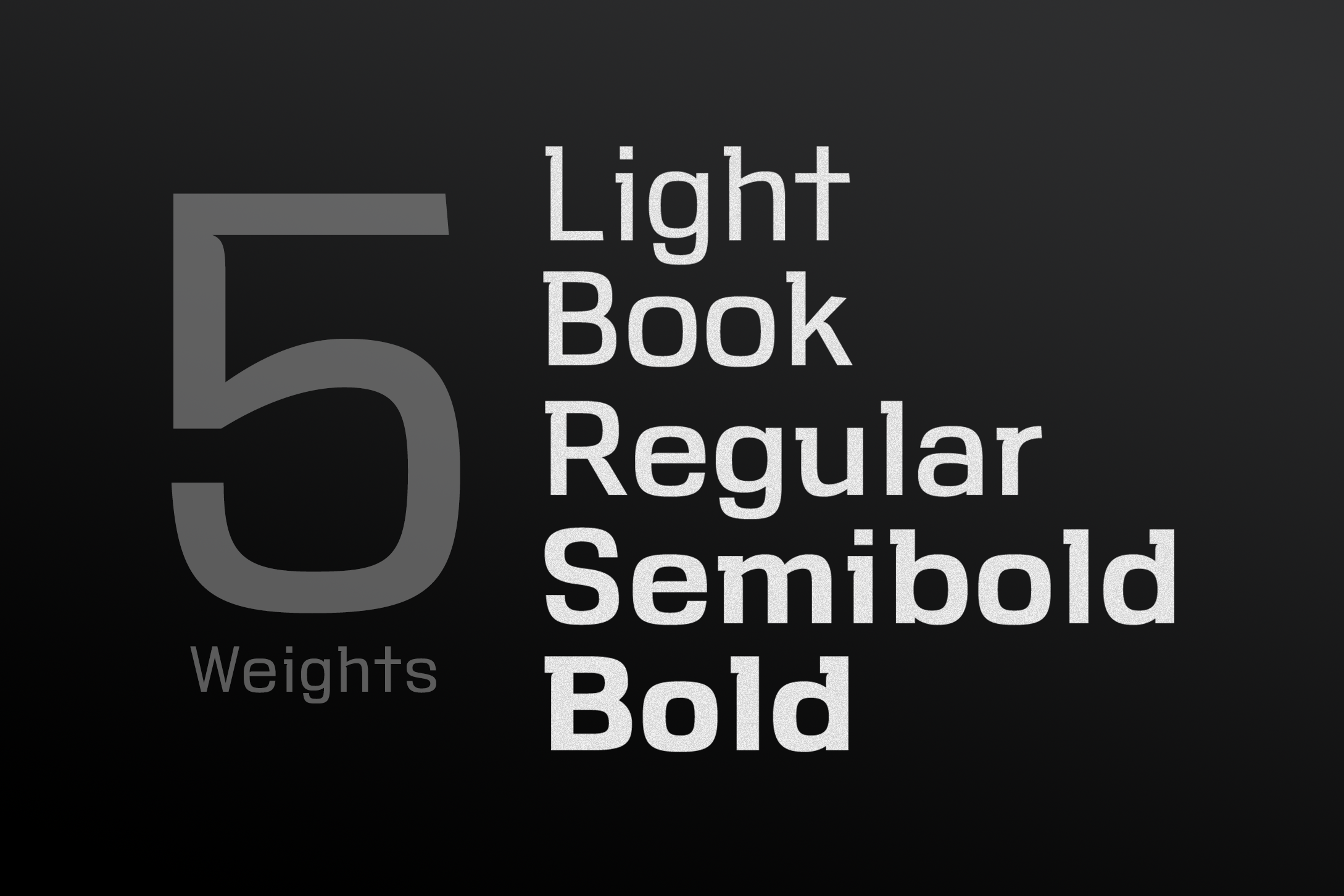 VersaBlock Pro Sharp Geometric Font example image 2