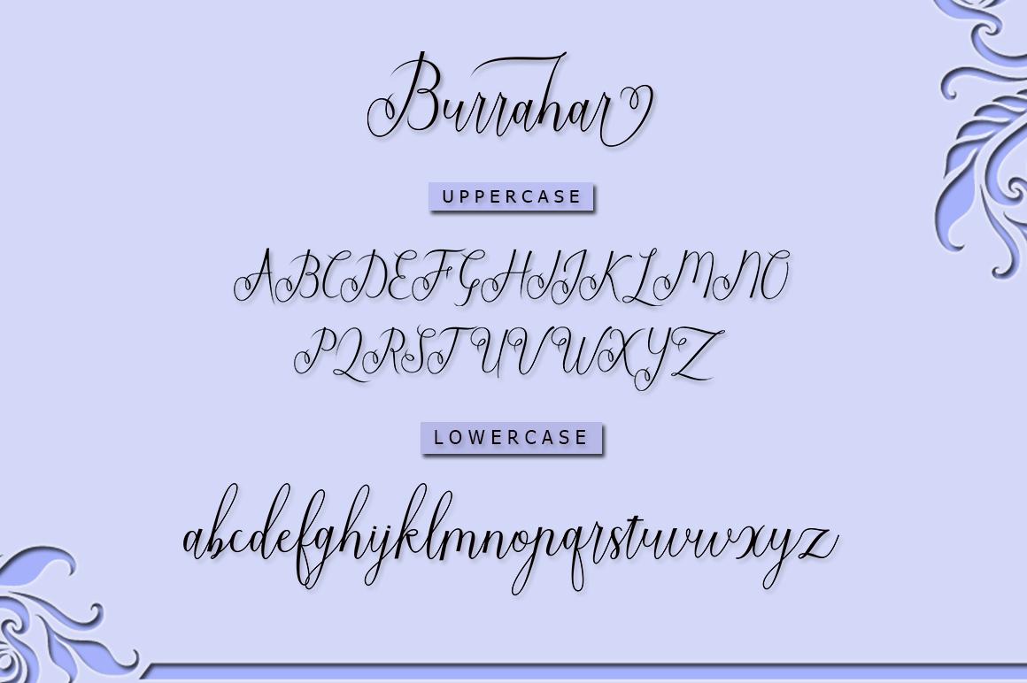 Burrahar Script example image 10