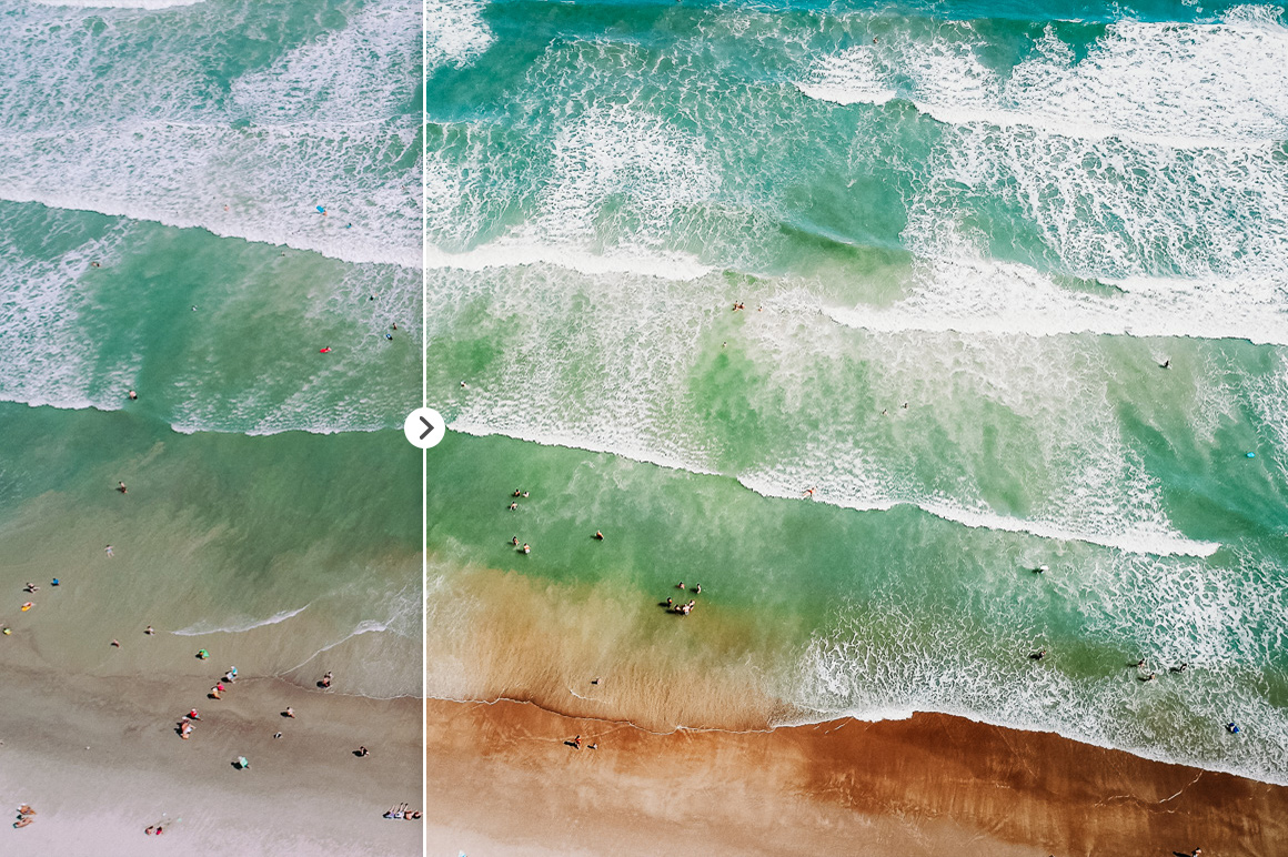 45 Lightroom Presets for Aerial Photography with Drones example image 14