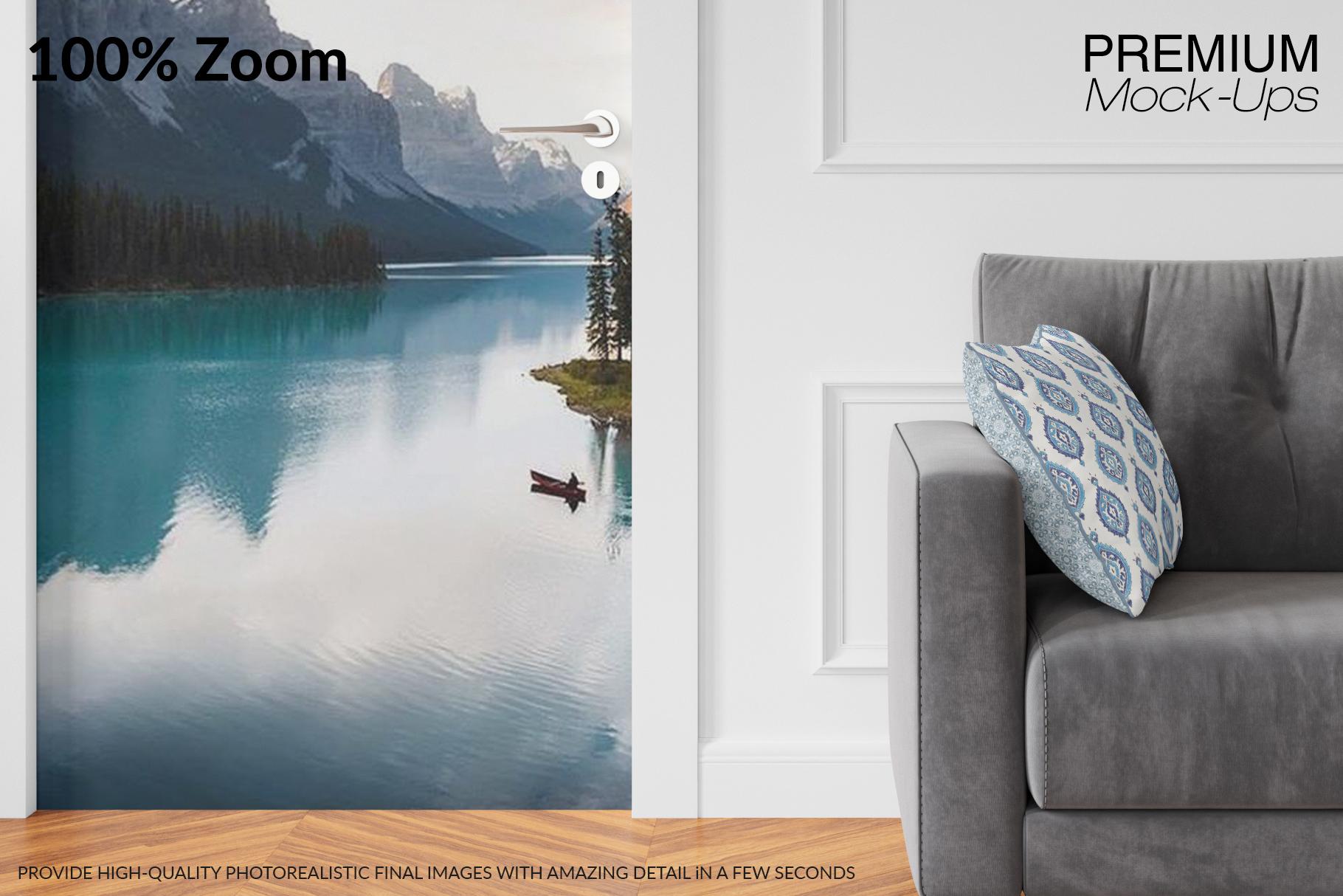 Door Murals Set example image 15