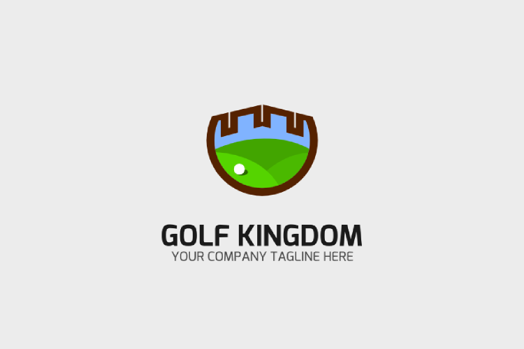 Golf Logo Template example image 1