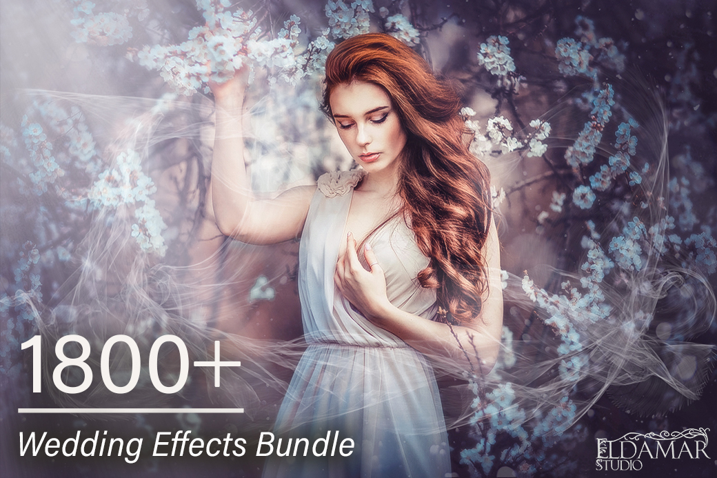 1800 Wedding Effects Bundle example image 1