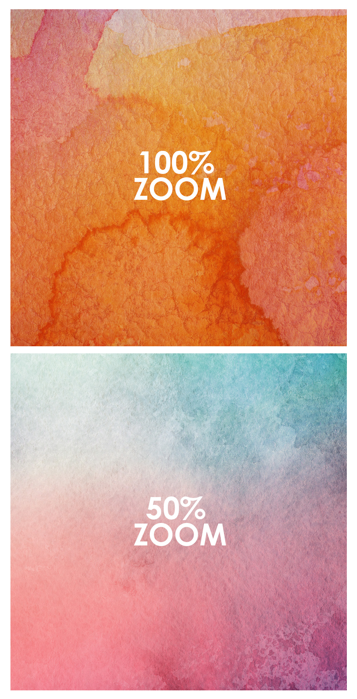 100 Watercolor Backgrounds Vol.1 example image 3