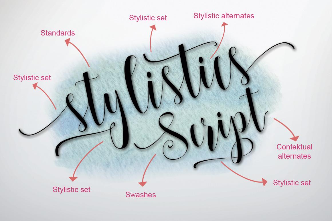 Stylistics Script example image 5