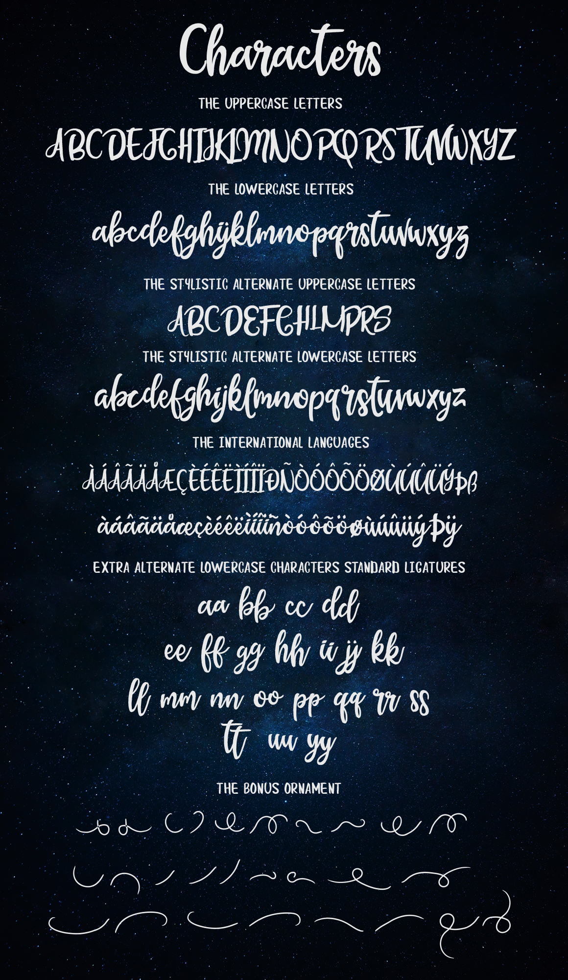 Soulmate Typeface example image 3