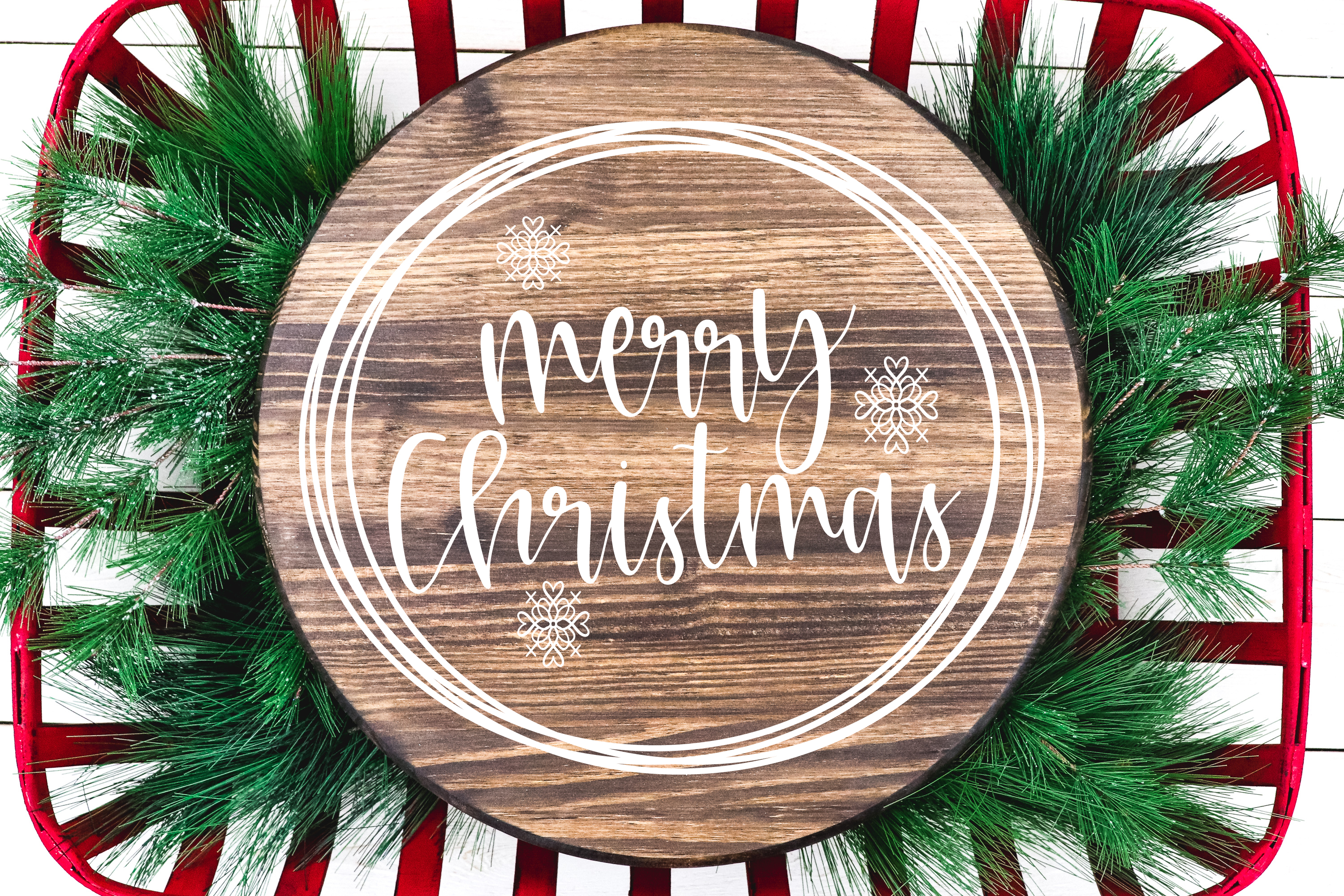 Merry Christmas example image 3