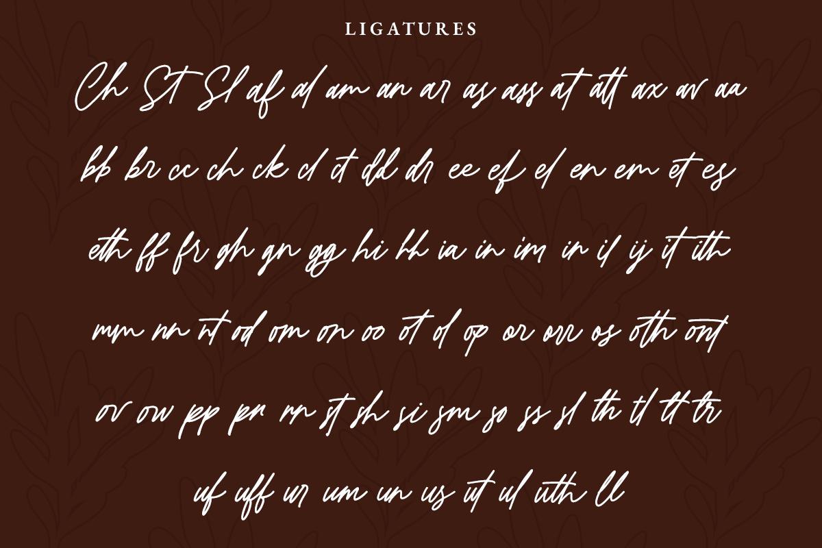 Bromrose Sands Signature example image 13