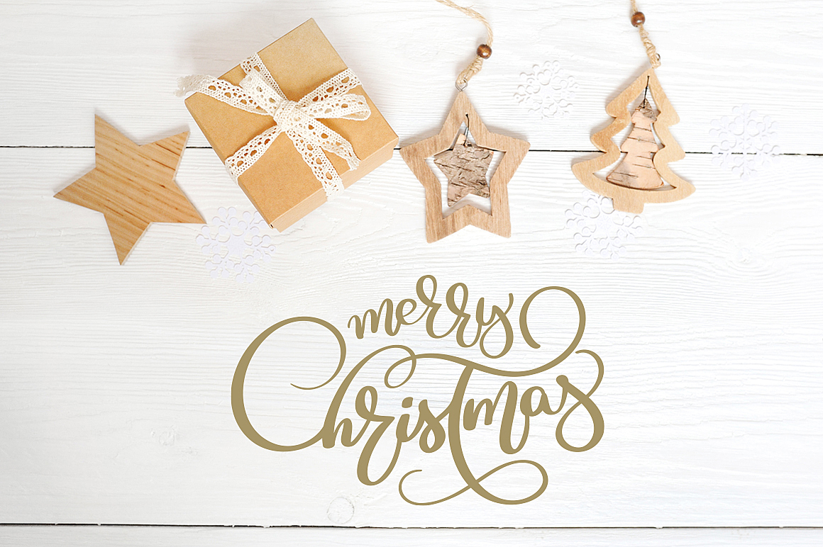Christmas Mock Up Photos Collection 1 example image 5