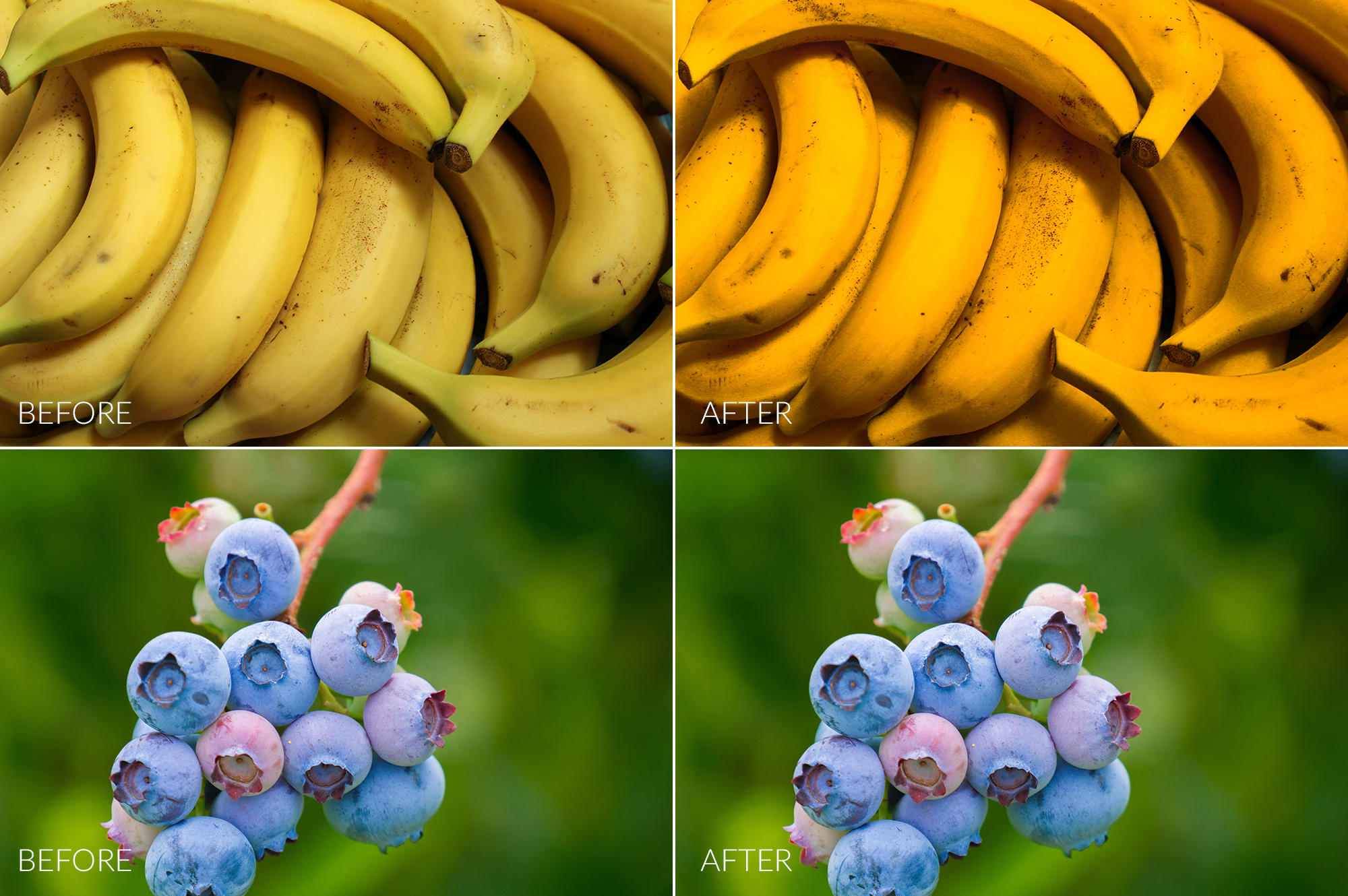 Fruits Lr Presets example image 4