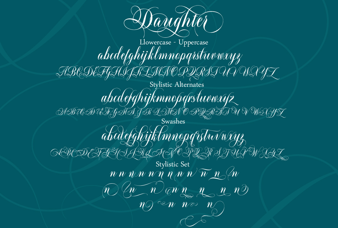 Daughter Script example image 9