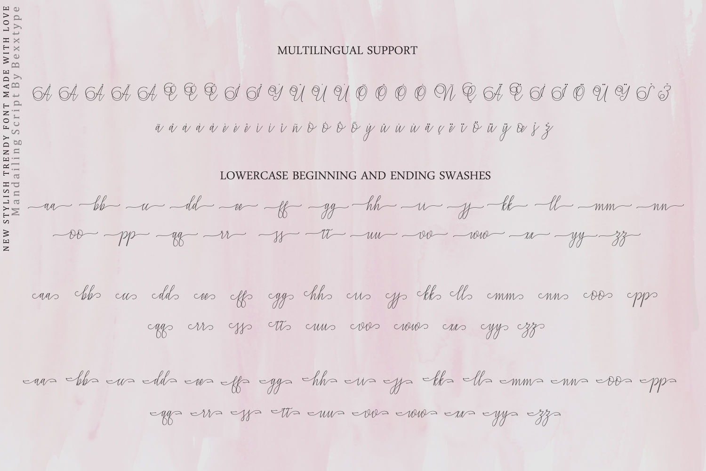 Mandailing Script example image 8