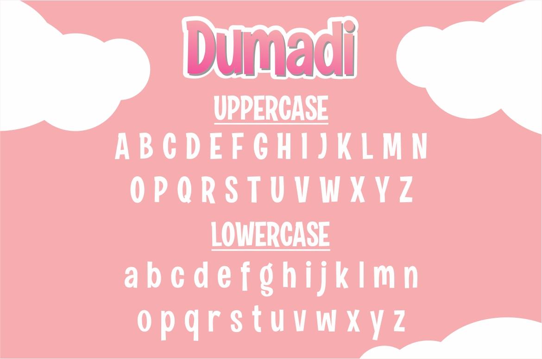 Dumadi example image 2