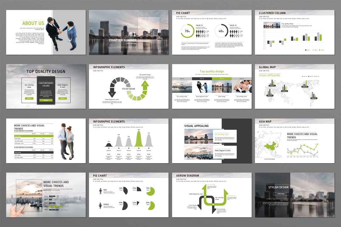 Business Perspective Template example image 4