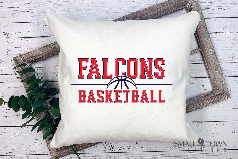 Falcon, Basketball, Sports, Design, PRINT, CUT, DESIGN example image 3