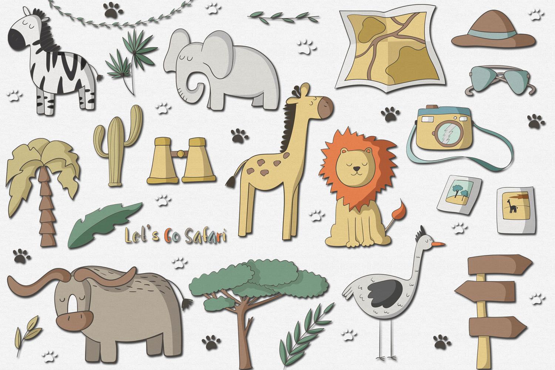 Lets Go Safari example image 2