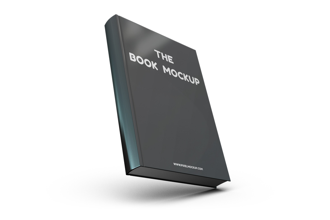 The Book Mockup example image 12