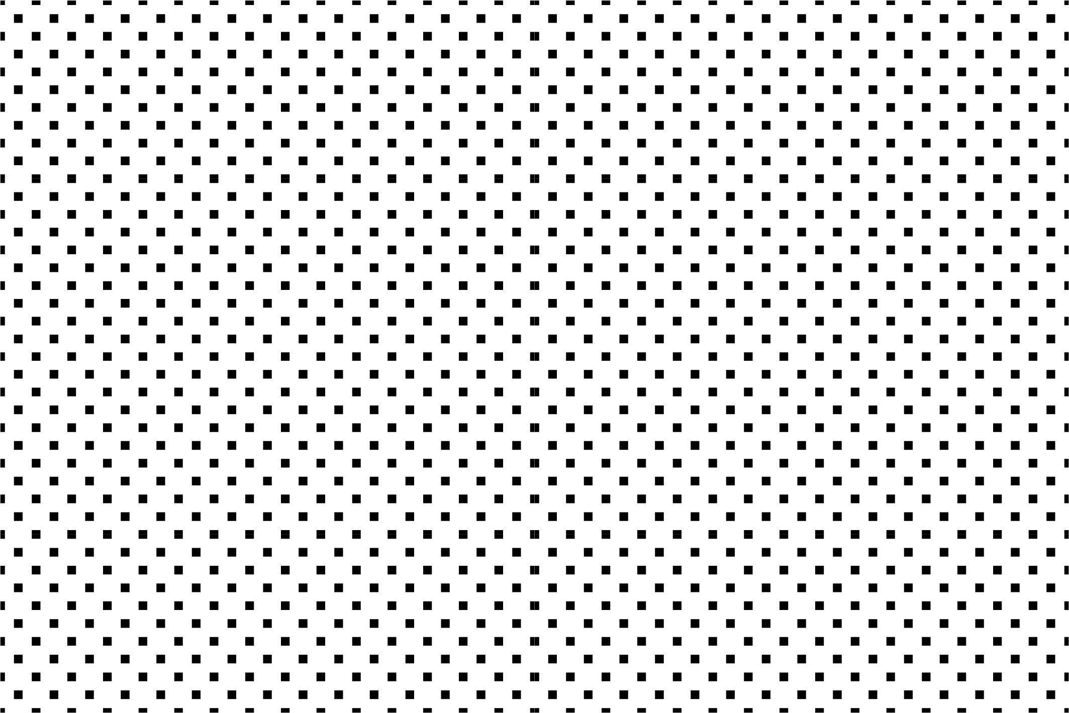 Seamless geometric patterns. B&W. example image 9