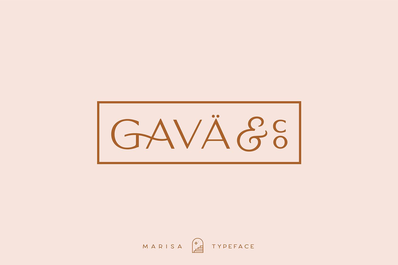 Classy Marisa - Elegant Fashion Stylish Typeface example image 16