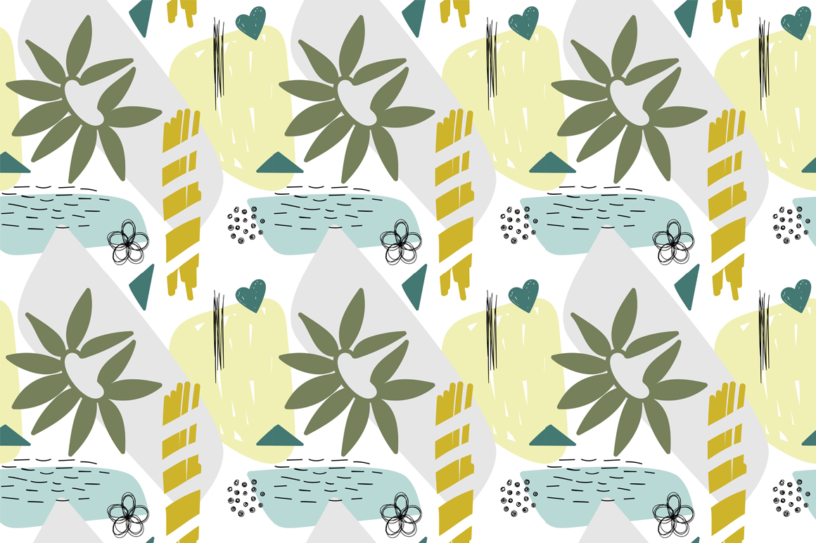 Summer patterns. example image 5