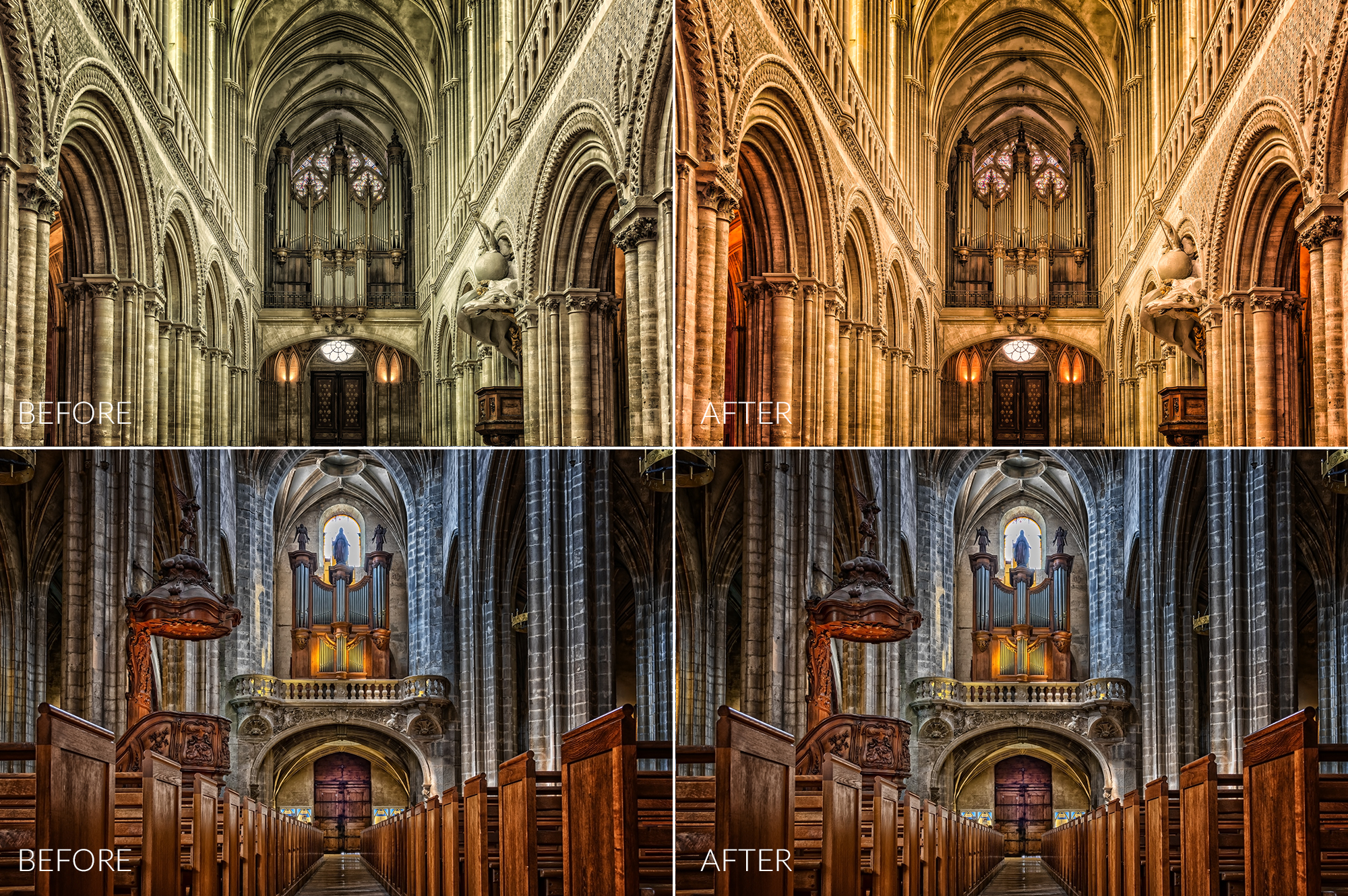 Gothic Lr Presets example image 11