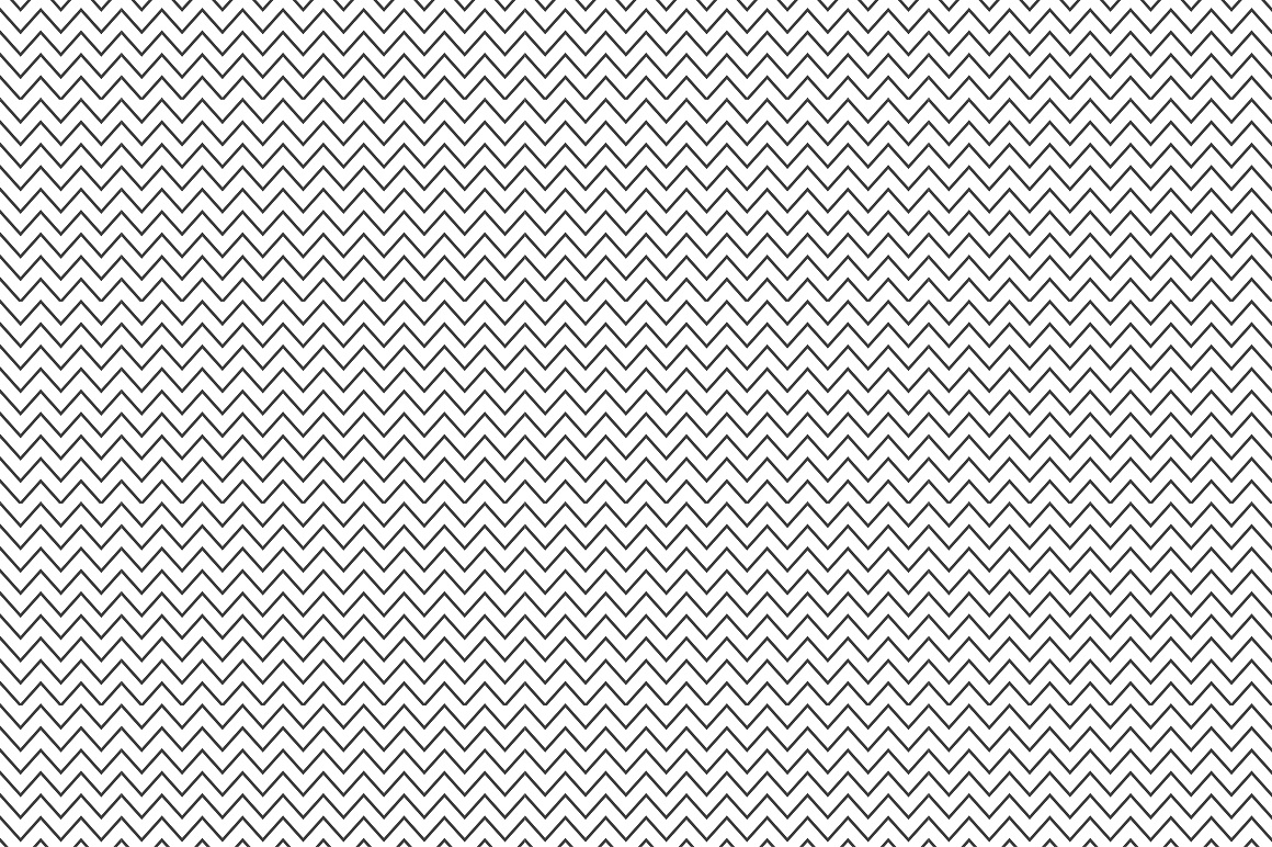Seamless geometric patterns. example image 7