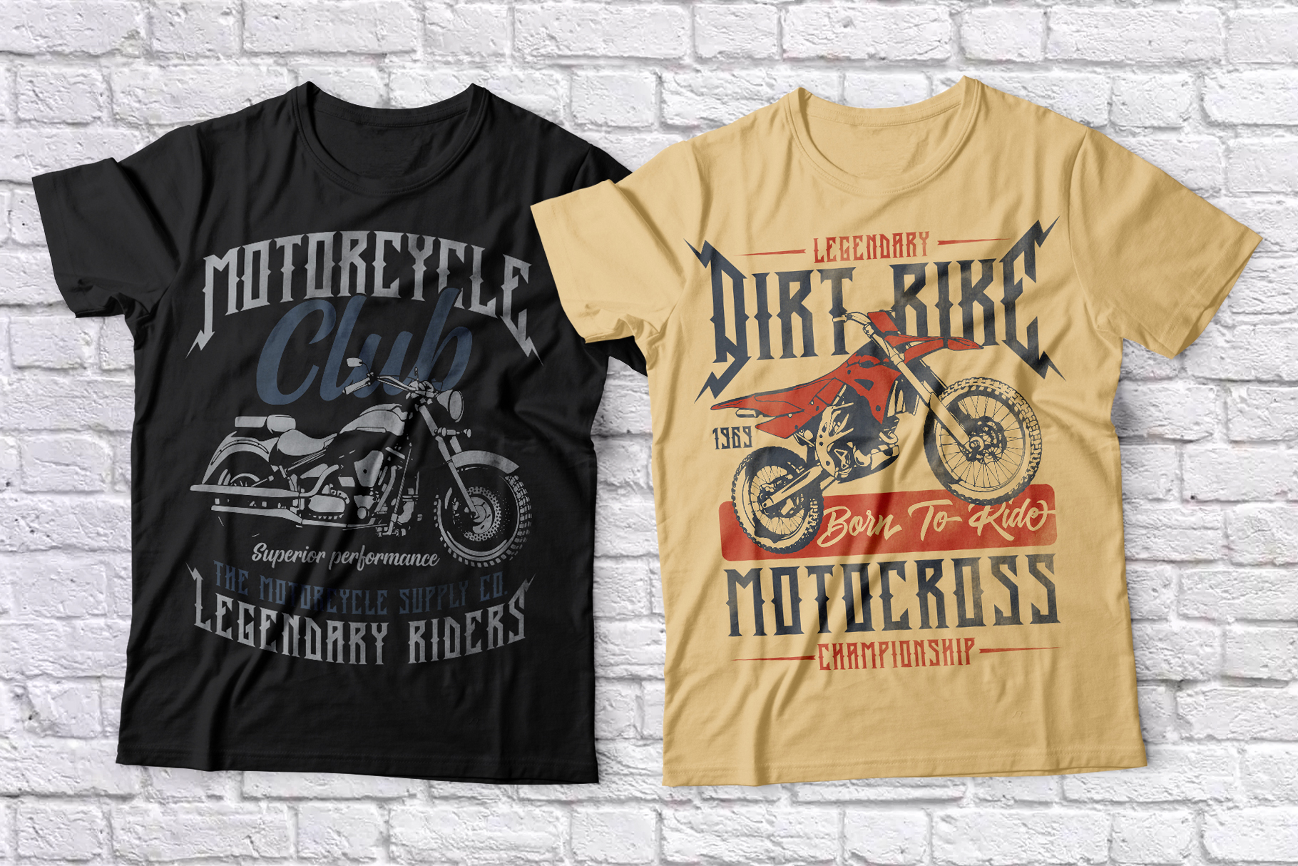 Old Biker Label Font plus Bonus example image 4