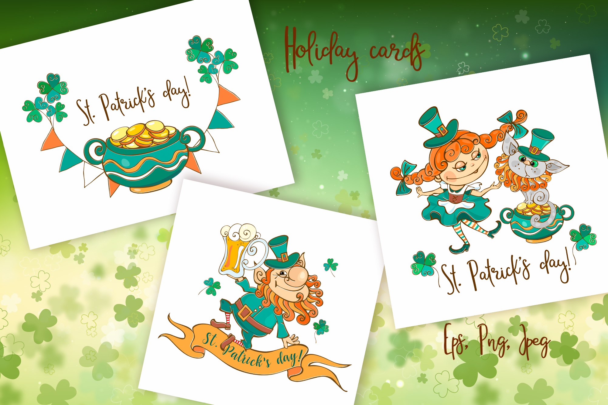 St. Patrick's day! example image 9