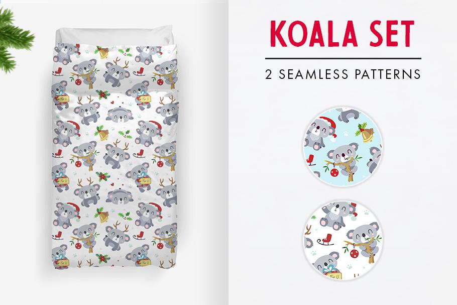 FINAL SALE!  Christmas patterns bundle example image 5