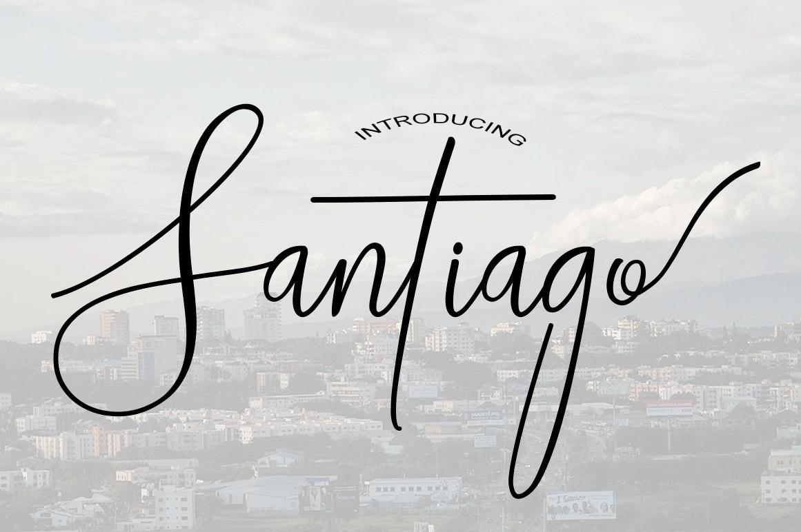 Santiago example image 1