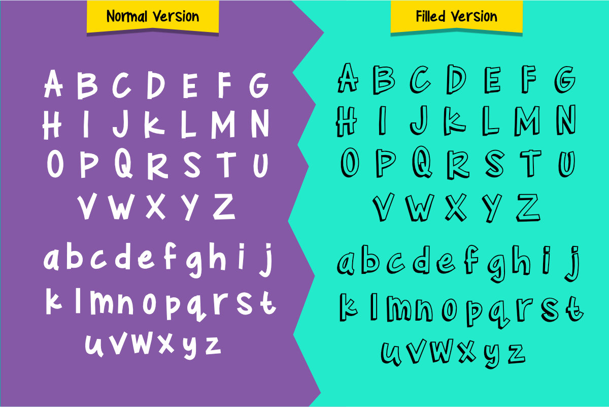 Bitter Gourd Font example image 6