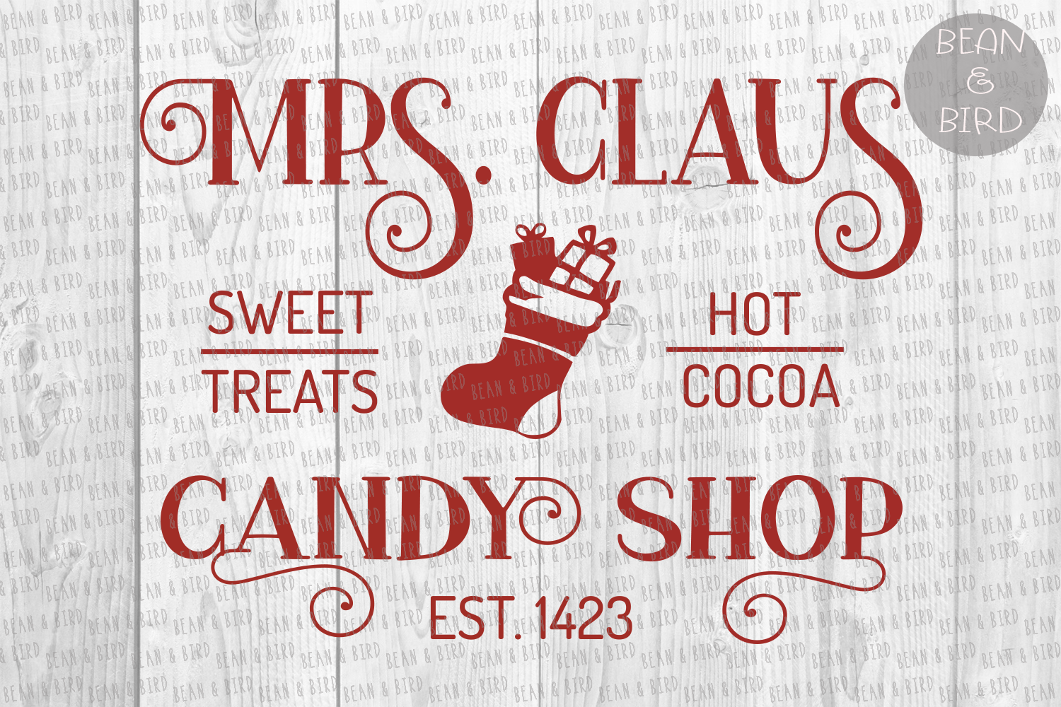 MRS. CLAUS CANDY SHOP example image 2