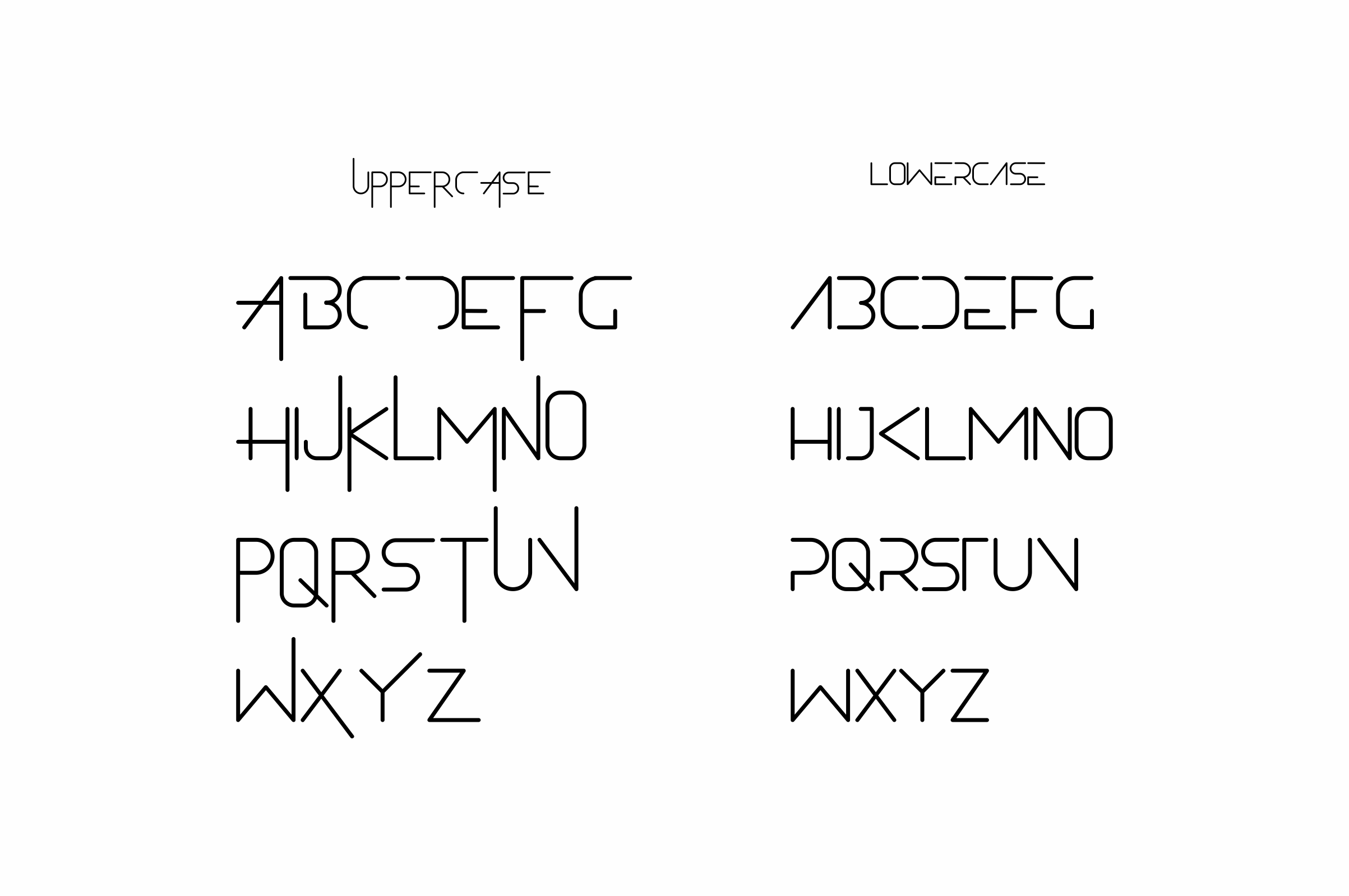Akur font example image 4
