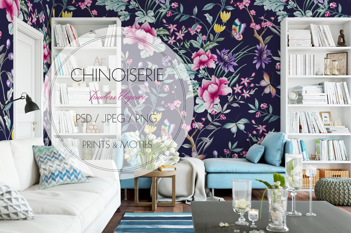 Chinoiserie example image 8