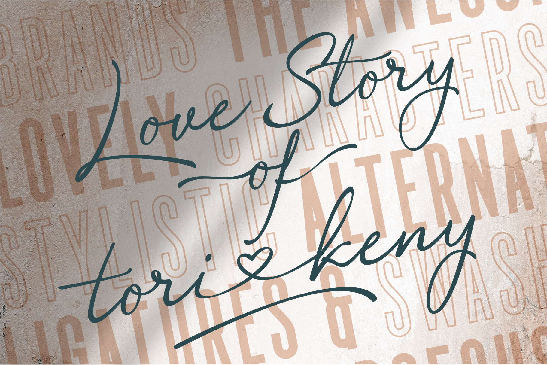 Luxury - Loyalty Script Fonts example image 2